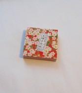 100 feuilles origami - chiyogami 7,5 cm x 7,5 cm