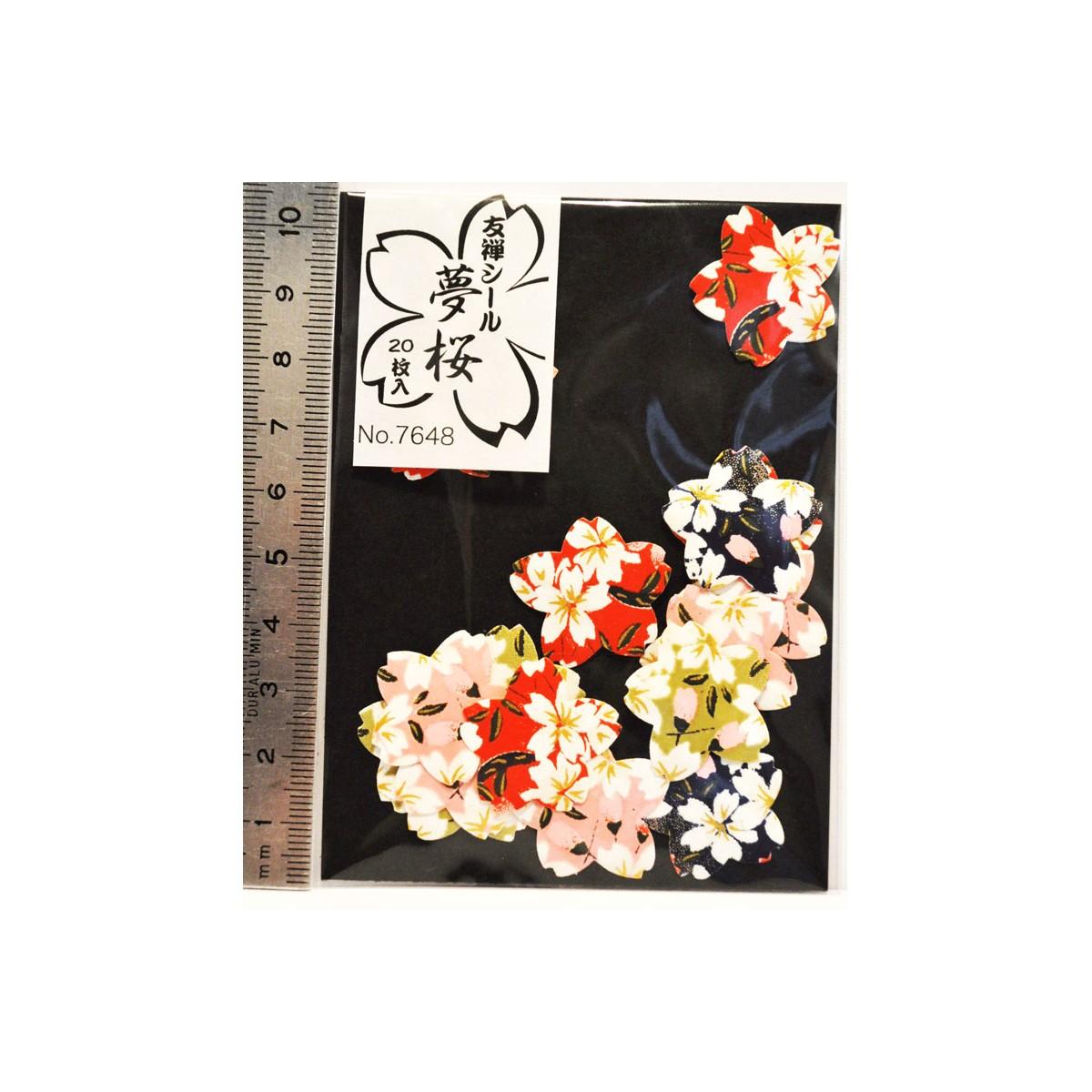japanese paper origami paper papier japonais stickers feuilles origami chiyogami. Black Bedroom Furniture Sets. Home Design Ideas