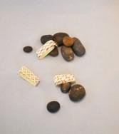 masking tape : points cardinaux, grain d'avoine, noeud pape