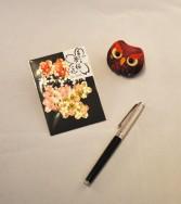 stickers - fleur de cerisier, teinte pastel