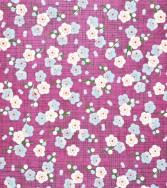 fleur d'étoile - violet