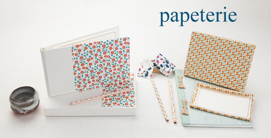 Papeterie papier japonais