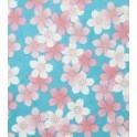 Sakura - bleu