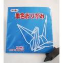 papier Oridzuru - 17,6 x 17,6 cm Sky Blue