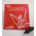 papier Oridzuru - 17,6 x 17,6 cm Maddler Red
