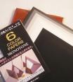 papier Tant 15 x 15 cm - 48 feuilles de 6 teintes du noir au blanc