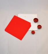 pochette - papier aspect froissé et micacé double face 15 x 15