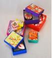 Boîtes gigognes chiyogami