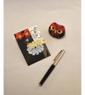 stickers - fleur de cerisier, multicolore