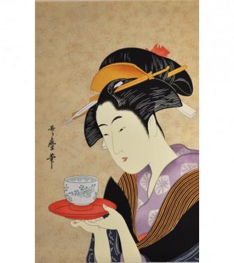 la cérémonie du thé