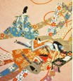 Kimono dans la brise