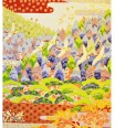 Paysage de printemps - Harou
