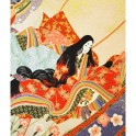 kimono déployé