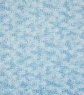 étoile hexagramme - bleu