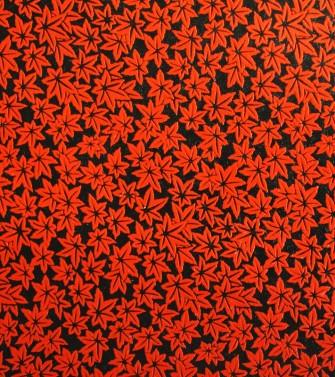 érable rouge - kamakurabori