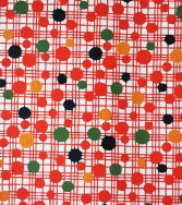 Mondrian - rouge