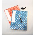 carnet ou cahier traditionnel taille L