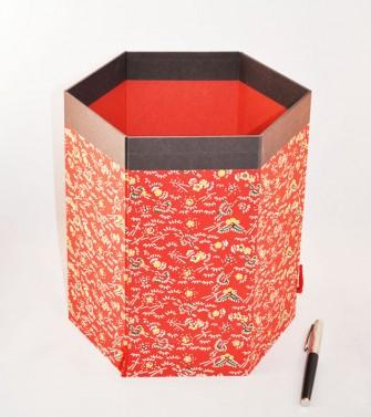 corbeille à papier - grand modèle